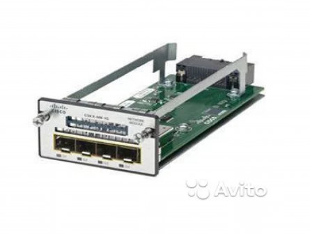 Модуль Cisco Catalyst C3KX-NM-1G б/у