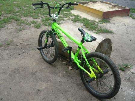 BMX Black Aqua