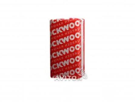 Утеплитель Rockwool Лайт Баттс скандик 100 мм XL