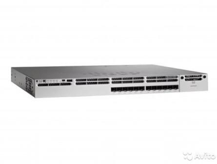 Коммутатор WS-C3850-12XS-S NEW