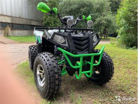 Квадроцикл wels ATV Thunder EVO X 200