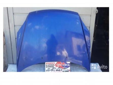 Капот Kia Sportage 2004-2010