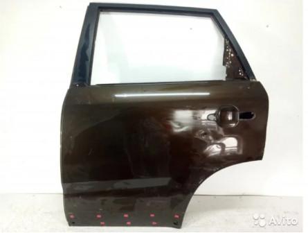 Дверь задняя левая Kia Sorento-2 внедорожник 5 дв