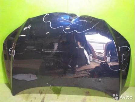 Капот Лексус RX Lexus