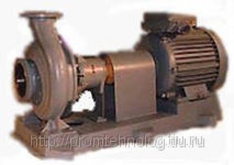 Химический насос Х 50 32 125 К СД