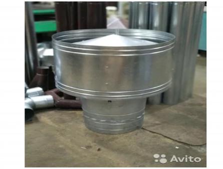 Вентиляционный дефлектор цаги