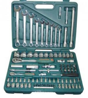 Набор инструмента 82 предмета jonnesway S04H52482S