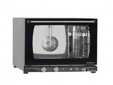 Конвекционная печь unox XFT133