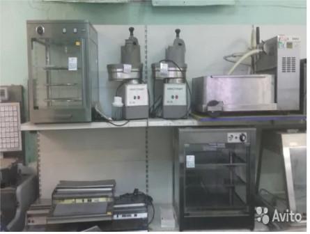 Оборудование для кафе бу
