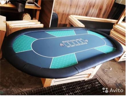 Стол столешница для покера покерный