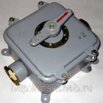 Герметичный пакетный выключатель ГПВ 2 100