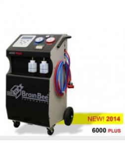 BrainBee 6000 Plus (2014) автоматическая установка для обслуживания систем кондиционирования