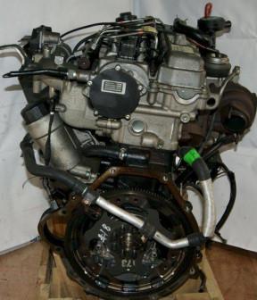 Двигатель D20DT на SsangYong Action, Kyron 2,0 XDI Евро 4 (контрактный)