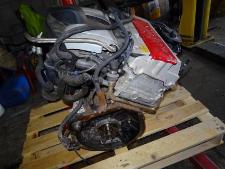 Двигатель 20 111955 на Mercedes C Class
