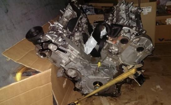 Двигатель 30D OM642 на Mercedes C Class наличие