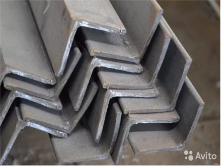 Уголок стальной 50х50х4 ст.3
