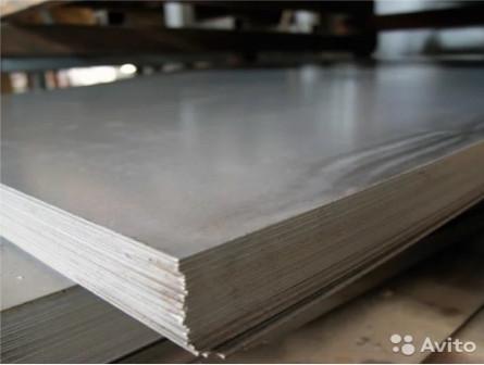 Лист стальной 4х1500х3000 ст.3