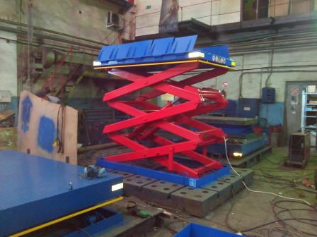 Подъемный стол Энергополе SJ 3.8-8.0 (5200*4200*800)