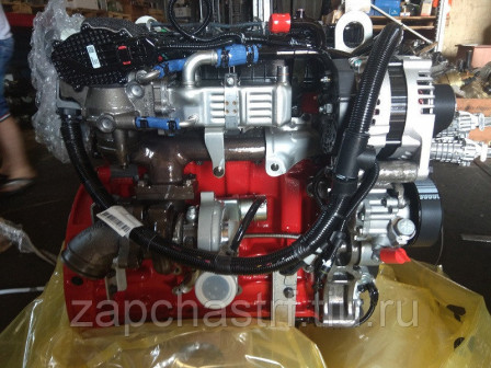 Двигатель Cummins ISF 28 Евро 3,4