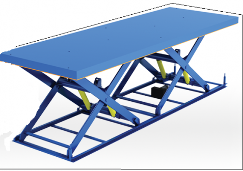 Подъемный стол Энергополе SJ 20*1.3 (8000*4000*680)