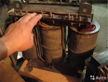 Анодный трансформатор для гу-35Б