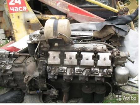 Камаз 740 двигатель
