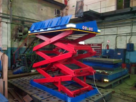Подъемный стол Энергополе SJ 5-11.15 (5800*2800*1300)