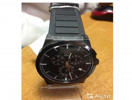 Швейцарские часы Calvin Klein K2S37C. D1