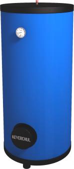 Бойлер косвенного нагрева разборный БКН-Р-300 литров 32 кВт нержавеющая сталь