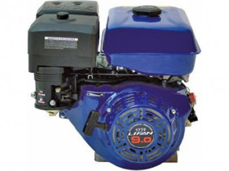 Двигатель LIFAN 177FD R 4 такт, 9лс(элстартер + автомат сцепление, пониж редуктор)