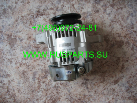 Генератор для двигателя 4Y погрузчика Toyota 6FG15