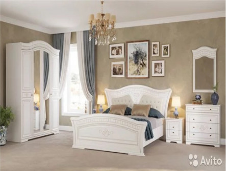 Спальня (можно брать поэлементно)