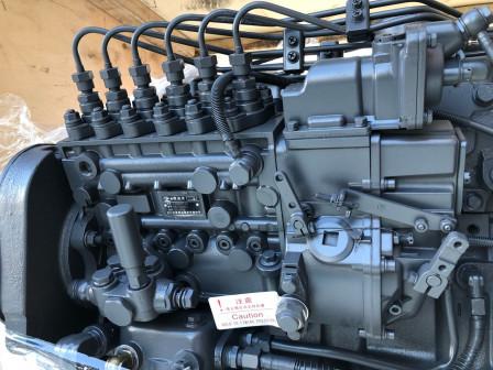 Двигатель Shanghai 6CL280-2 для крана XCMG QY25K (Новый)