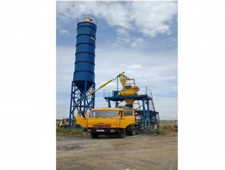 Бетонный завод Донмикс 30