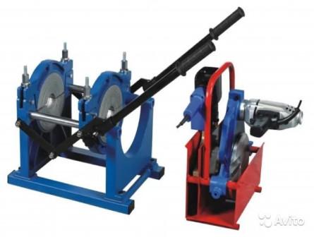 Аппараты для стыковой сварки пнд труб KDT63-200-2