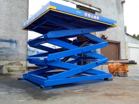 Подъемный стол Энергополе SJ 20.0*12.05 (8000*3600*1500)