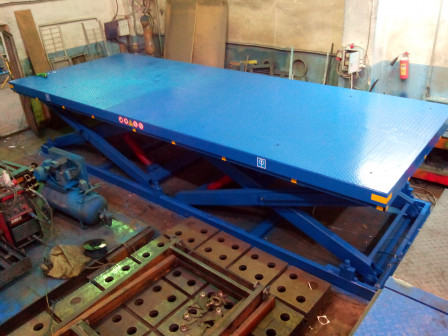Подъемный стол Энергополе SJ 9.0-1.0 ( 6000*3000*700)