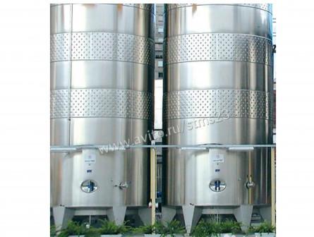 Емкости для сохранения вина