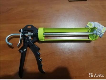 Скелетный усиленный пистолет A251/005 Armero