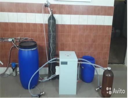 Цех по производству разливных напитков