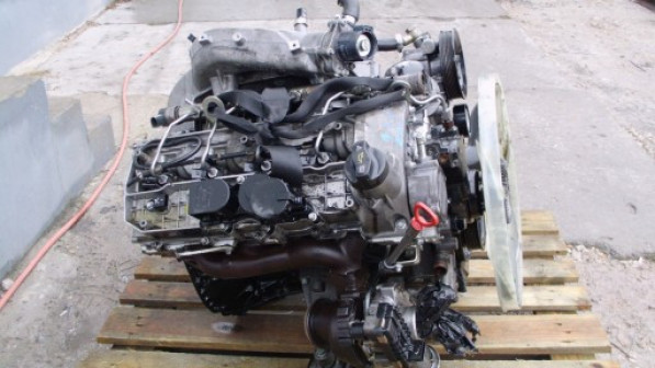 Двигатель Мерседес Sprinter 513 CDI OM646986 2,2 дизель 906