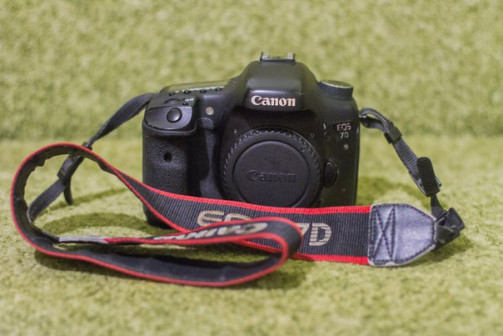 Фотоаппарат Кэнон Canon EOS 7D Body