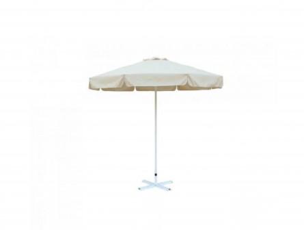 Зонт круглый 3метра.(6 спиц) из стали
