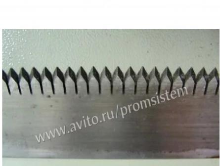 Нож перфорации для пакетоделательной машины