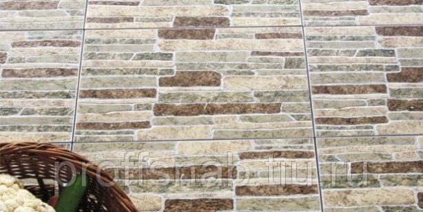 Керамический гранит Толедо 450*300 (камень) Керамин