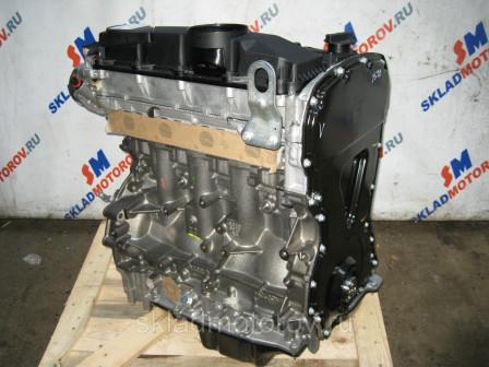 Двигатель QVFA 22TDCI 110лс Ford Transit  Форд Транзит 2006 2012 год FORD 1576216  9C16 6006 AA