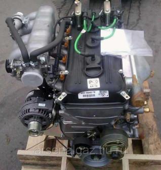 Двигатель ГАЗель 40522 ЗМЗ, АИ 92, ЕВРО 2
