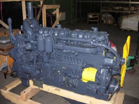 Двигатель А 01 МКСИ (6 ГБЦ) на погрузчик Амкодор, автогрейдер с капитального ремонта