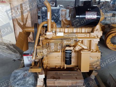 Двигатель Shanghai SC11CB184G2B1 (C6121)