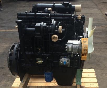 Двигатель Д 2457Е2 1807 122 лс ГАЗ 3310 Валдай
